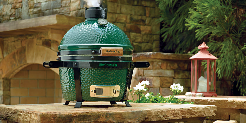 MiniMax Big Green Egg