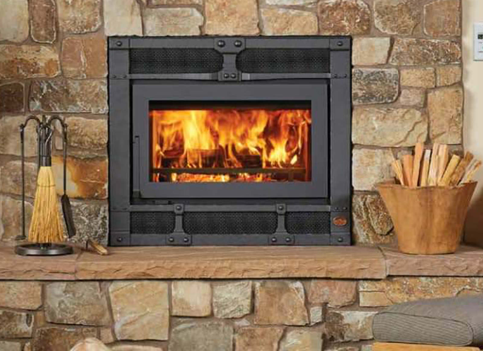 ne alabama nw georgia wood burning fireplaces chimney pro