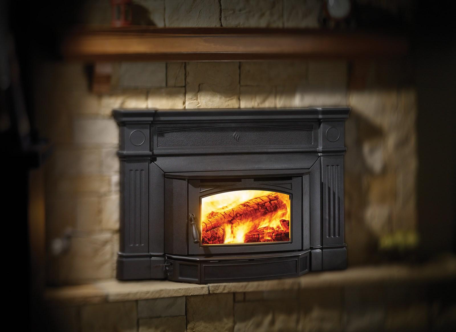 NW Georgia Wood Fireplace Inserts | Chimney Pro