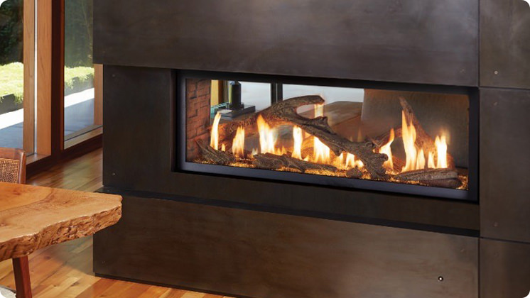 FireplaceX 4415 See-Thru