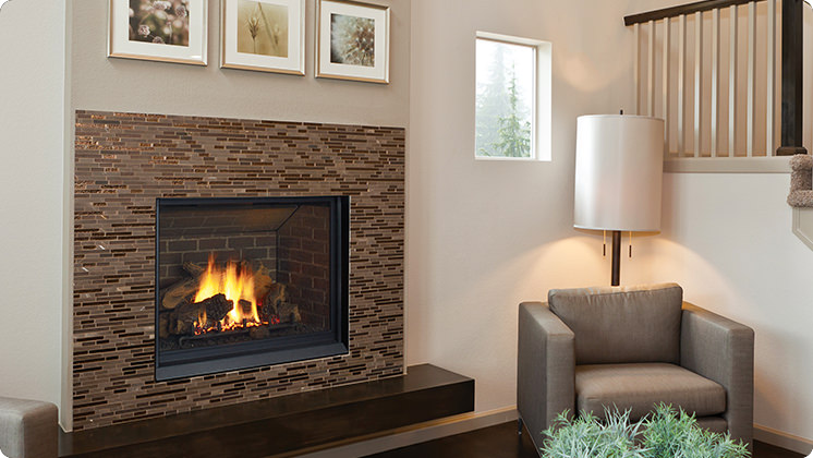Regency Bellavista B41XTCE Large Gas Fireplace