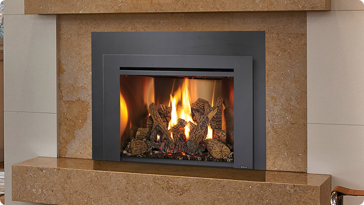 FireplaceX 430 Mid-sized Clean Face - Times Square™ face