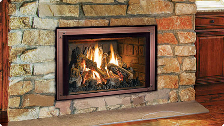 Mendota FV33i - Antique copper grace layered front