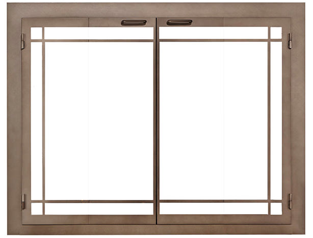 Fireplace Glass Doors