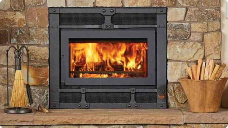 FireplaceX 42 Apex - Universal face