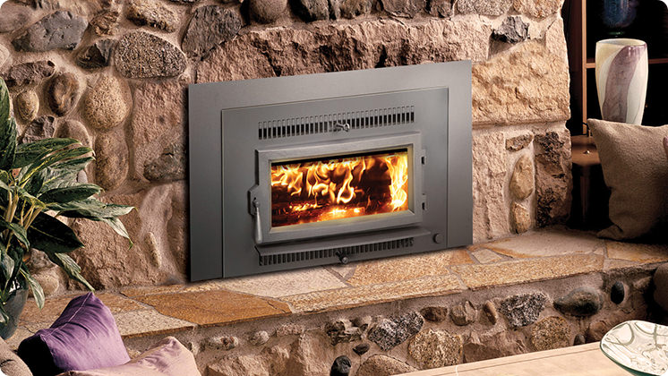 FireplaceX Small Flush Wood Hybrid-Fyre™ - Universal face