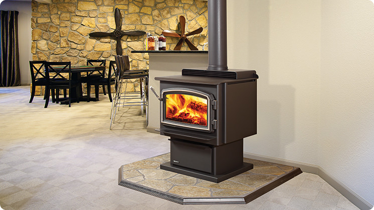 Regency F3100 Wood Stove
